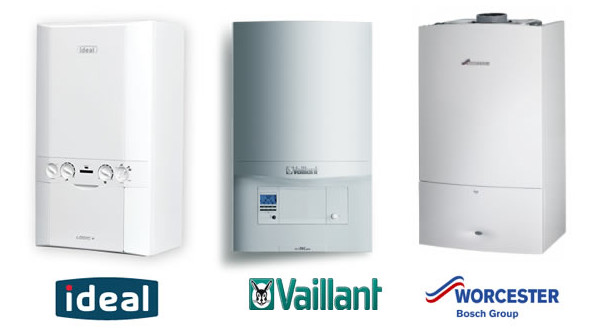 Ideal Vaillant Worcester Bosch